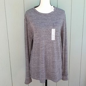 Old Navy Grey Sweatshirt